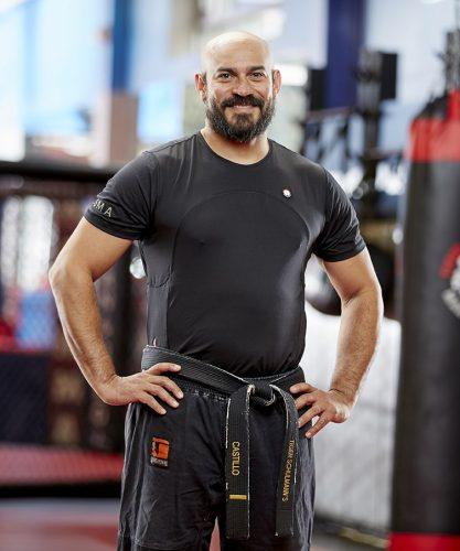 Tiger Schulmann's Martial Arts | TSMA Huntington Sensei Matthew Castillo