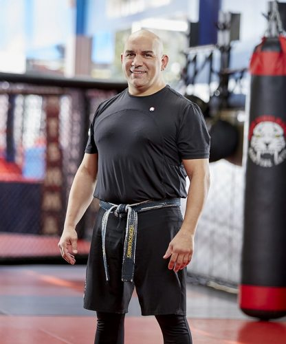 Tiger Schulmann's Martial Arts | TSMA New Windsor Sensei Jose Montes