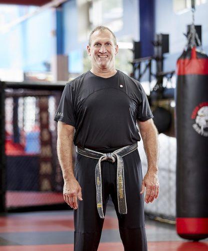 Tiger Schulmann's Martial Arts   TSMA East BrunswickSensei Andrew Katz
