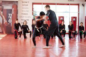 Tiger Schulmann's Martial Arts | Boys Fighting