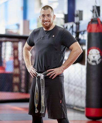 Tiger Schulmann's Martial Arts | TSMA Smithtown Sensei J. Leonelli