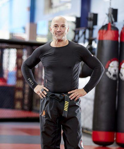 Tiger Schulmann's Martial Arts | TSMA Yonkers Shihan Peter Tirelli