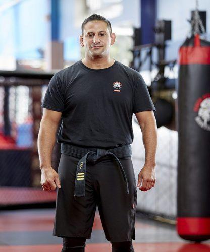 Tiger Schulmann's Martial Arts | TSMA Bay Ridge Sensei Nissim Levy