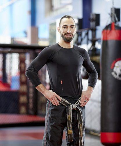 Tiger Schulmann's Martial Arts | TSMA Tottenville Sensei Nicholas Pace