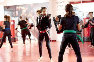 Tiger Schulmann's Martial Arts | Girls Sparring