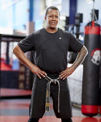 Tiger Schulmann's Martial Arts | TSMA Middle VIllage Sensei Dashan DuBose