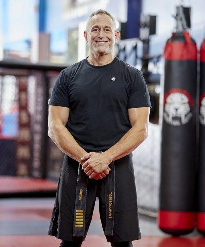 Tiger Schulmann's Martial Arts | TSMA Syosset Shihan Nicholas Gravina