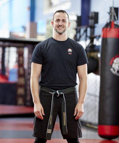 Tiger Schulmann's Martial Arts | TSMA Stamford Sensei Nick Demetrius