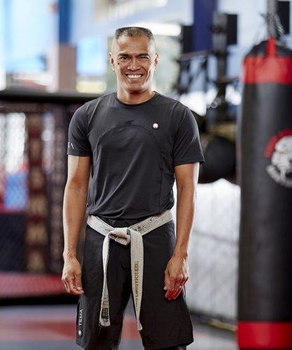 Tiger Schulmann's Martial Arts   TSMA Garden City Sensei VIncent Domingo